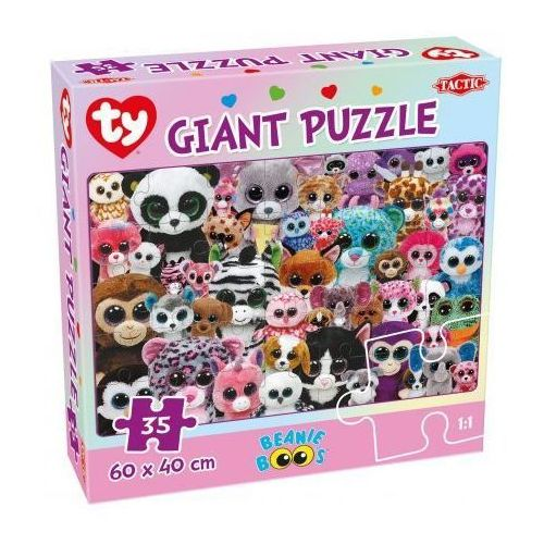 Tactic Puzzle maxi ty beanie boos 35 (6416739536040)