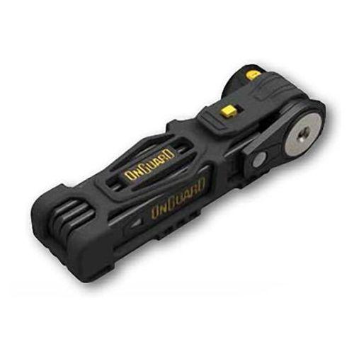 Zapięcie rowerowe ONGUARD Link Plate Lock K9 COMBO SKŁADANE 8116 - 75cm - 5 x Klucze z kodem (7290001281161)
