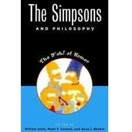 """""""Simpsons"""" and Philosophy (9780812694338)"""