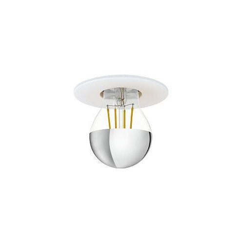 Eglo saluzzo 99062 plafon lampa sufitowa 1x40w e27 biały (9002759990626)