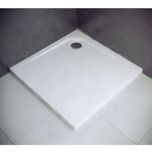 Besco Brodzik z kongolmeratu kwadratowy 80x80 acro