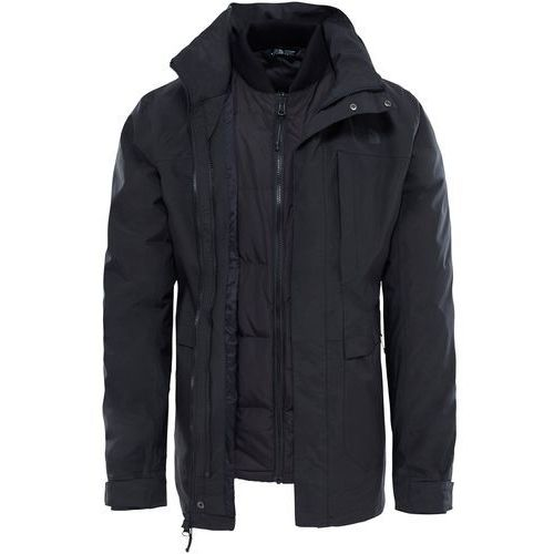 Kurtka The North Face Outer Boro T93BNHJK3, kolor czarny