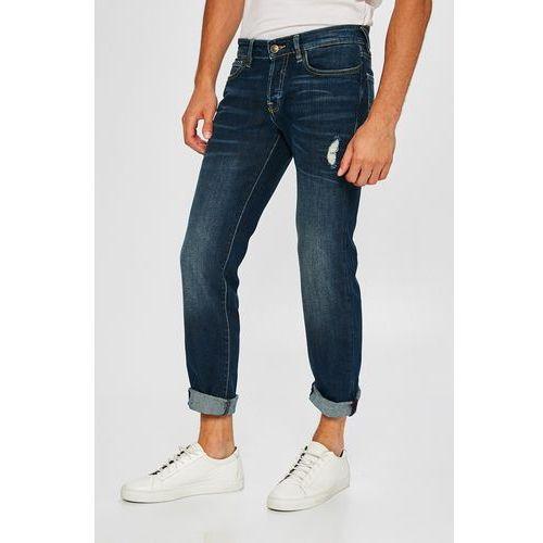 - jeansy sonny marki Guess jeans