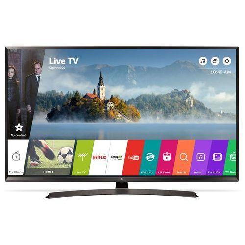 TV LED LG 43UJ634 - BEZPŁATNY ODBIÓR: WROCŁAW!