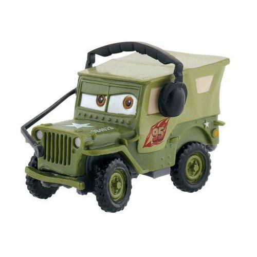 BULLYLAND 12792 Cars 2 -Kamasz sierżant 6,9cm Disney - brak elementów ruchomych. - produkt z kategorii- Figurki dla dzieci