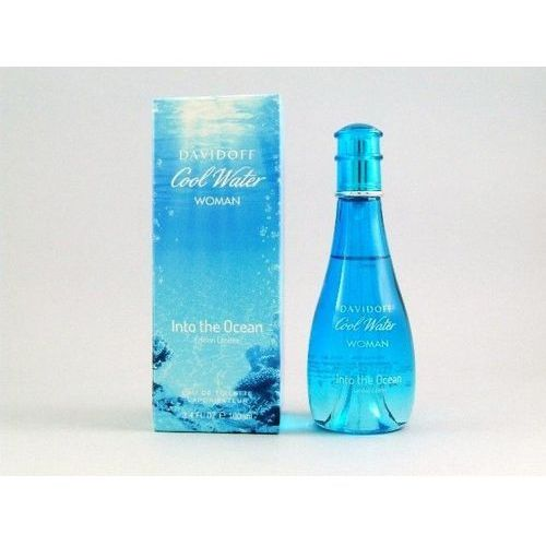 Davidoff Cool Water Into The Ocean Woman 100ml EdT