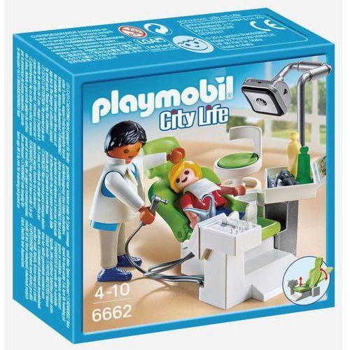 Playmobil CITY LIFE Dentysta 6662