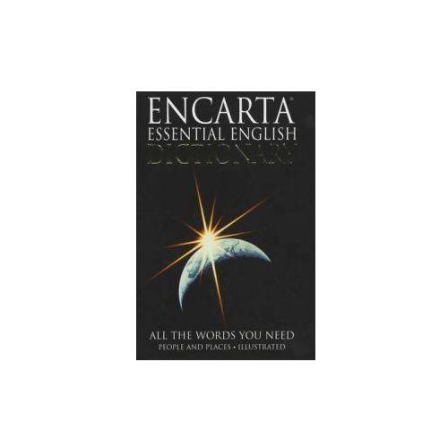 Encarta Essential English Dictionary (9780747559184)