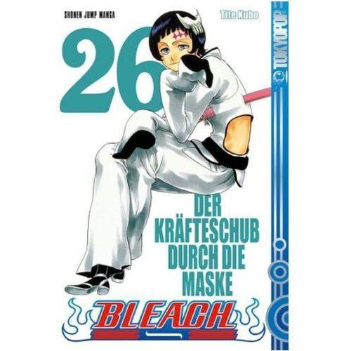 Bleach - The Mascaron Drive - Der Kräfteschub durch die Maske (9783867192668)