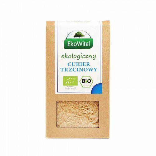Cukier trzcinowy BIO 500 g EkoWital