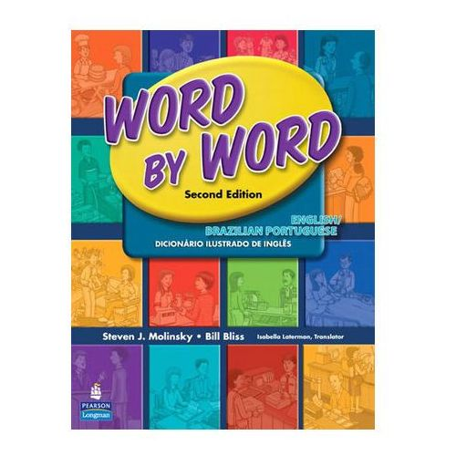 Word by Word Picture Dictionary (9780131916333)