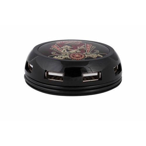 Hub MODECOM UFO Revolution Looney Tunes USB 7-portowy (5907760604453)