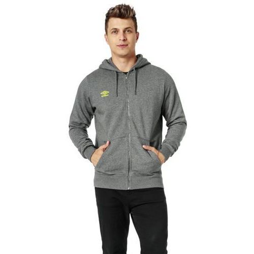 UMBRO BLUZA FW SMALL LOGO ZIP THROUGH HOODIE