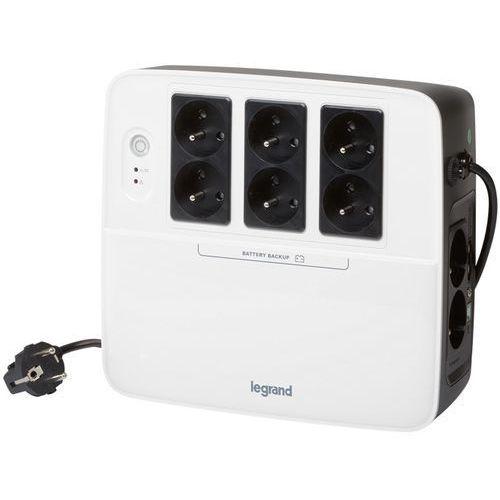 Legrand Zasilacz awaryjny UPS Keor Multiplug 600VA 310040 (polski standard gniazd)