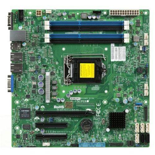 Supermicro Płyta serwerowa  mbd-x10slm-f-b bulk mbd-x10slm-f-b - odbiór w 2000 punktach - salony, paczkomaty, stacje orlen