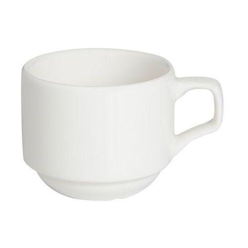 Porland Filiżanka sztaplowana porcelanowa poj. 90 ml dove
