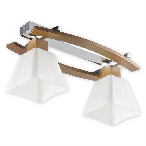 Lemir Dreno lampa sufitowa 2-punktowa o1472p db (5907626643848)