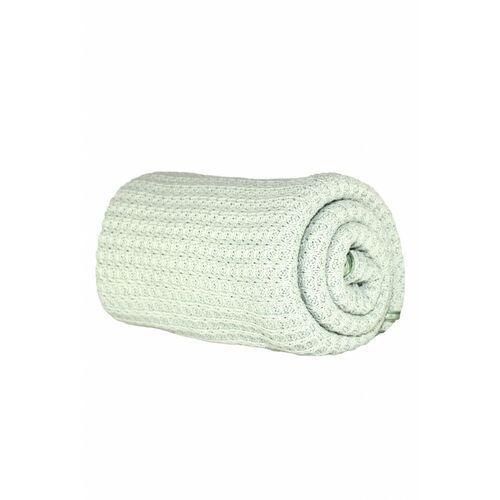 Amy Kocyk bawełniany sweter zielony 5o38ec