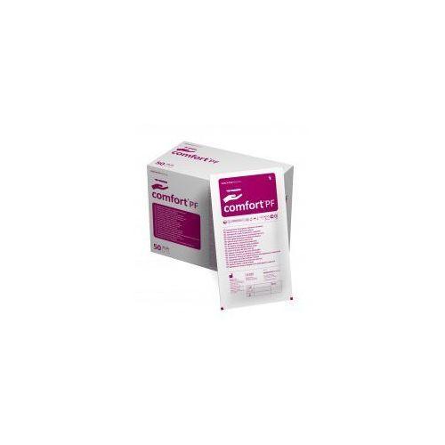 Rękawice lateksowe sterylne bezpudrowe COMFORT 7,0
