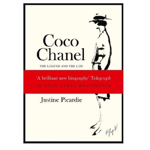 Coco Chanel: The Legend and the Life (352 str.)