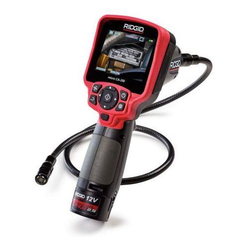 NOWOŚĆ: Kamera Inspekcyjna RIDGID CA-350