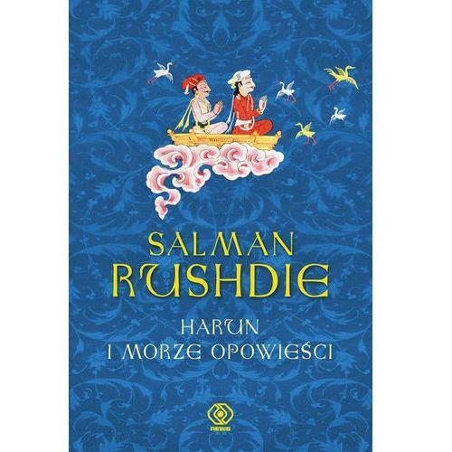 Salman Rushdie. Harun i morze opowieści., książka w oprawie twardej