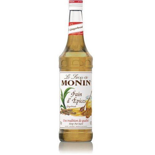 Monin Syrop piernik gingerbread 700ml. Najniższe ceny, najlepsze promocje w sklepach, opinie.