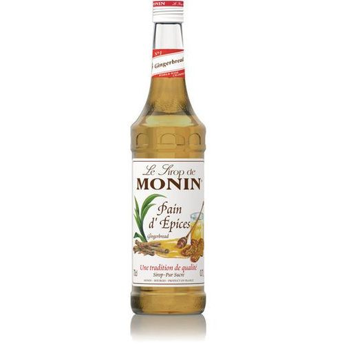Syrop piernik gingerbread  700ml marki Monin
