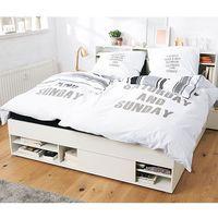 Łóżko z miejscem do przechowywania