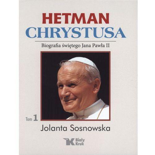 HETMAN CHRYSTUSA TOM 1 (9788375532456)