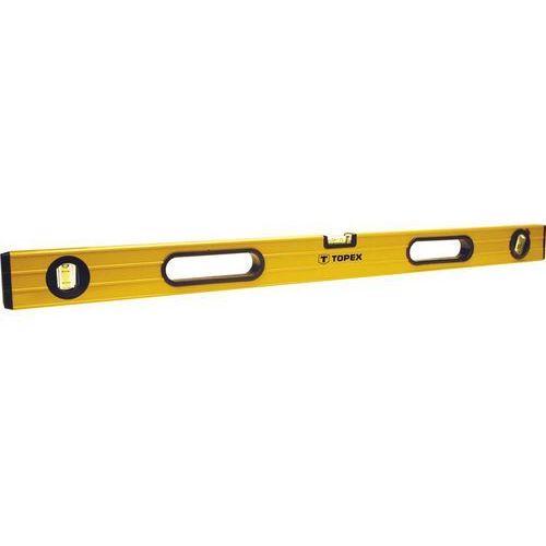 Poziomnica 29c602 60 cm 3 libelle aluminiowa typ 600 marki Topex