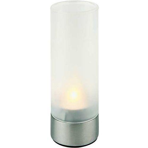 Świecznik ze stali nierdzewnej o średnicy 50mm | zestaw 2 szt.