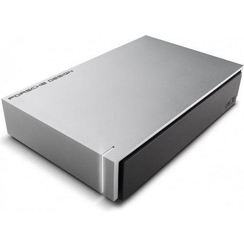 LACIE Porsche Design Desktop P9233 4TB USB3.0 3.5inch Light Grey (7636490075773)
