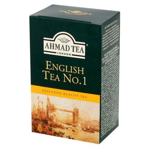 Herbata liść. english no.1 100g. marki Ahmad tea