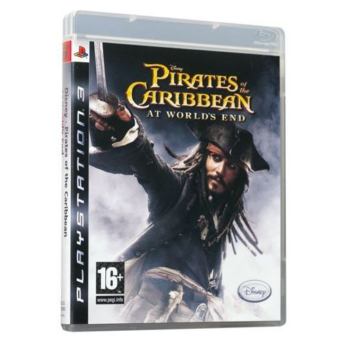 Pirates of the Caribbean At World's End (PS3)
