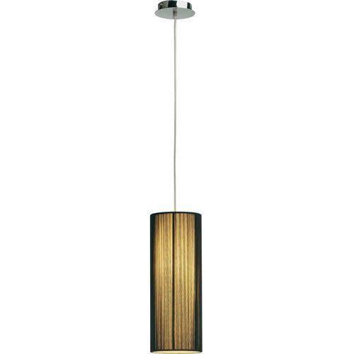 Lampa wisząca SLV 155380, E27 (ØxW) 4 cmx15.5 cm, Czarny, Beżowy