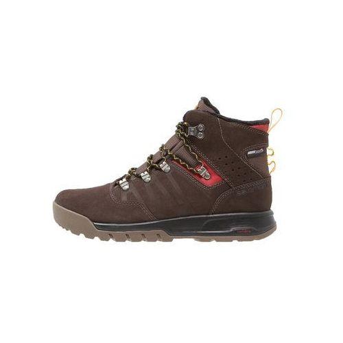 Salomon UTILITY TS CS WP Buty trekkingowe trophy brown/absolute brown/sunny x, 40-48