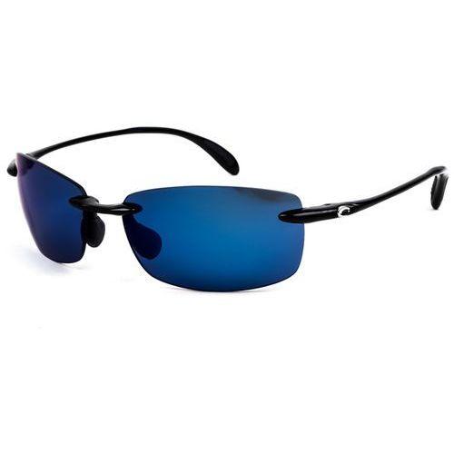 Okulary Słoneczne Costa Del Mar Ballast Polarized BA 11 OBMP, kolor żółty
