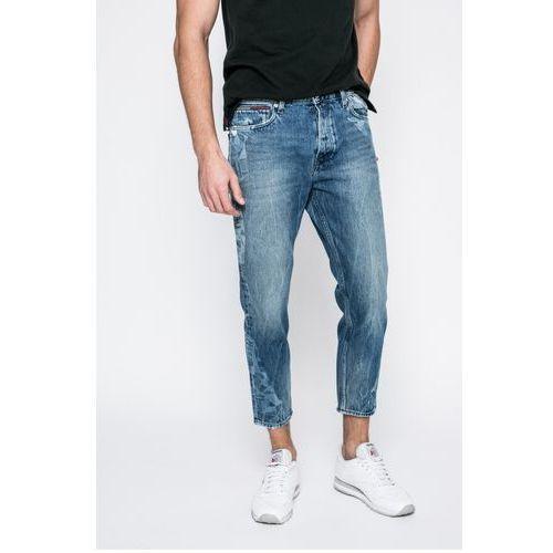 - jeansy randy marki Tommy jeans