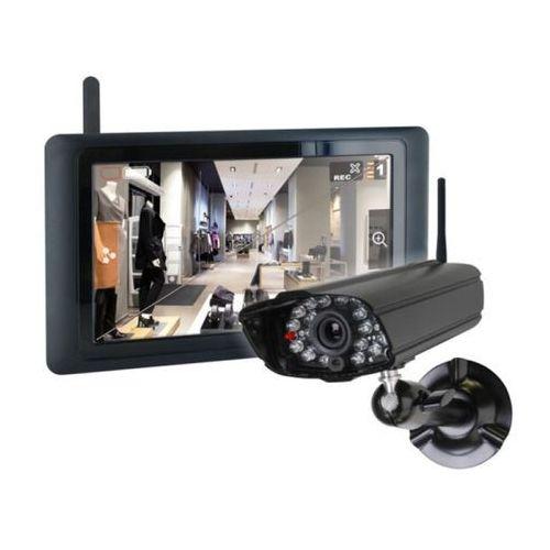 """kamera w czasie rzeczywistym z panelem dotykowym 9 """" marki Smartwares"""