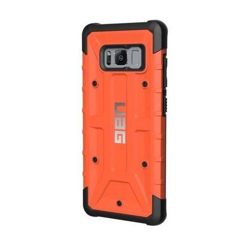 Etui URBAN ARMOR GEAR Pathfinder GLXS8-A-RT do Samsung Galaxy S8 Pomarańczowy