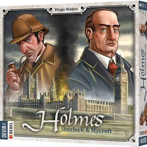 Rebel Holmes sherlock & mycroft (5901549927924)