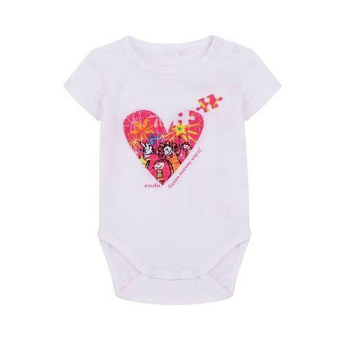 - body niemowlęce 62-92 cm marki Endo