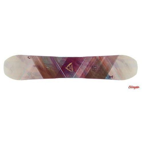 Deska snowboardowa Head Shine + NX Fay I Black 2018/2019