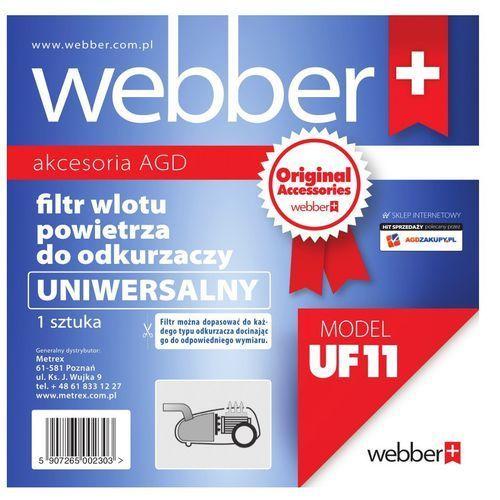 Filtr do odkurzacza uf11 marki Webber