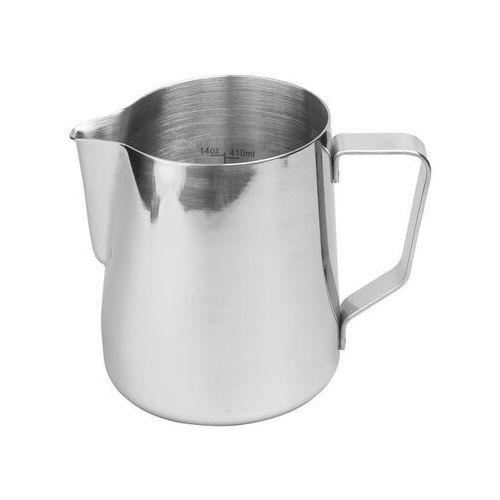 stainless steel pro pitcher - dzbanek srebrny 600 ml marki Rhinowares
