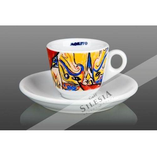 Mokito Filiżanka espresso fantasia 50ml