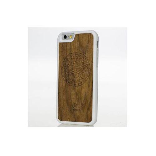 BeWood Apple iphone_6_vibe_biały_wycinanka/ DARMOWY TRANSPORT DLA ZAMÓWIEŃ OD 99 zł z kategorii Futerały i pokrowce do telefonów