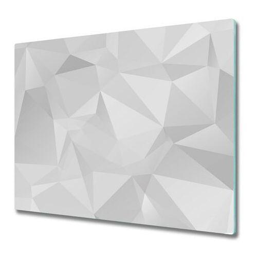 Deska do krojenia Abstrakcja trójkąty