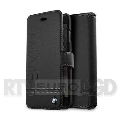 BMW Etui book BMFLBKI8LLSB iPhone 7/8 czarny, kolor czarny